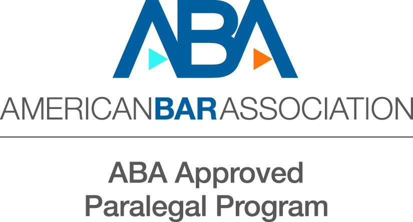 Click here to view directory of ABA Approved Paralegal Education Programs