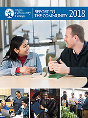 2018 Report to the Community cover