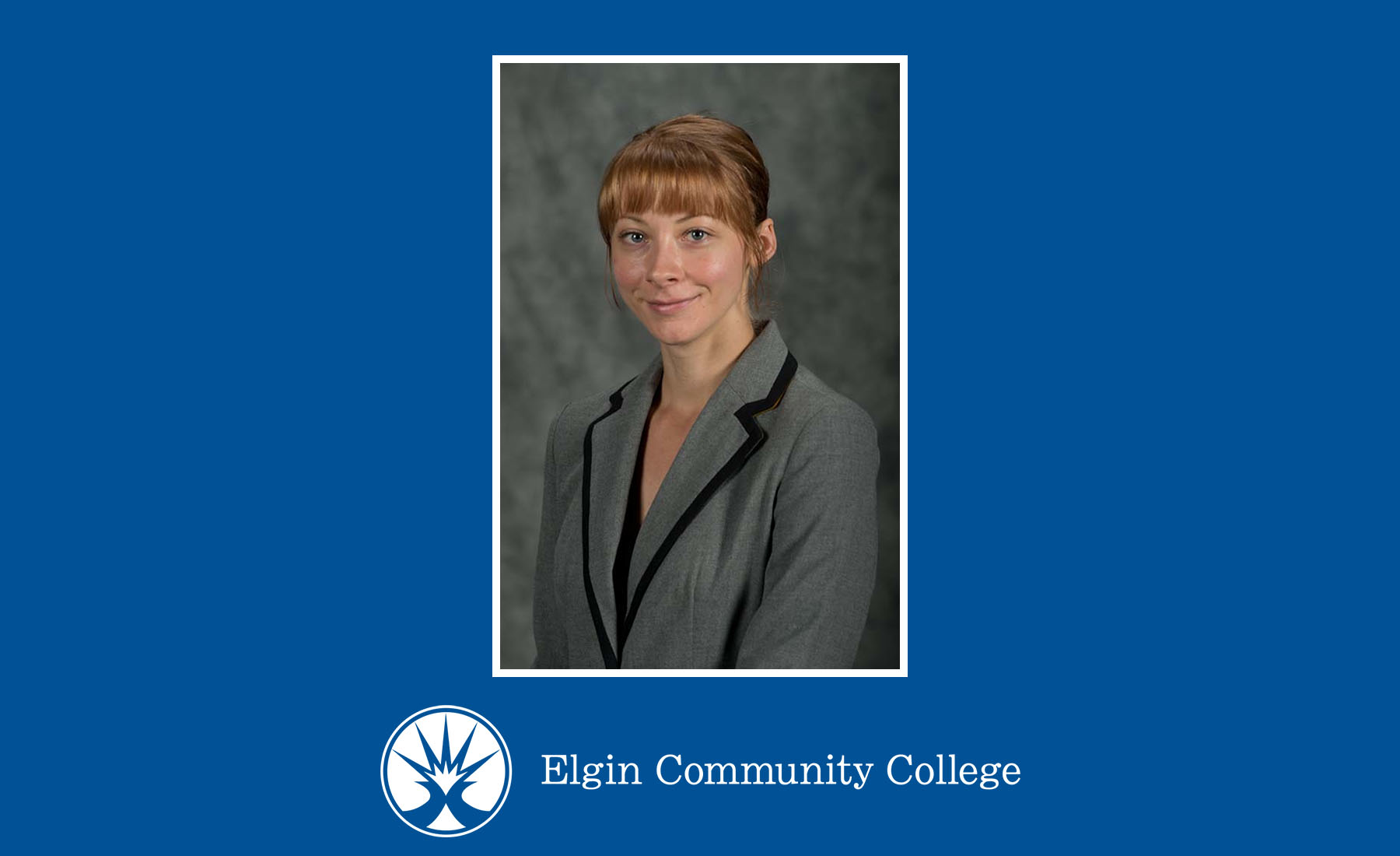 Erin Vobornik, ESL unit adjunct faculty